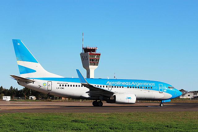 Aerolineas Argentinas handbagage