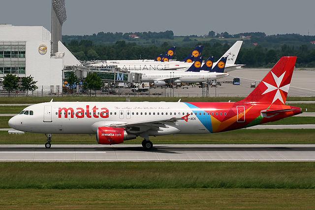 Air Malta Handbagage